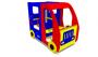Игровой макет для детей «Грузовоз» СКИ 053