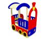 Игровой макет для детей «Локомотив» СКИ 055