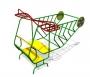 """Игровой макет для детей """"Вертолет"""" СКИ 072"""