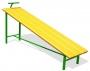 СКС 027 Скамья наклонная  гимнастическая