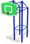 СКС 030 Стойка баскетбольная М-2