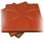 СКРП 10 Резиновая плитка Сетка ПаутинкаОкружность