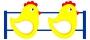 Ограждение детских площадок Цыпленок СКДО 10
