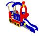 Игровой макет детский «Паровоз» СКИ 061