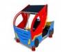 Качалка на пружинах детская СКИ 109   «Турбо»