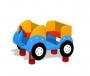 Качалка на пружинах детская СКИ 110   «Багги»
