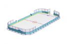 Коробка хоккейная: Борт + Рабица 3м.