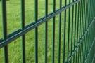 Забор из трубы профильной 70*70